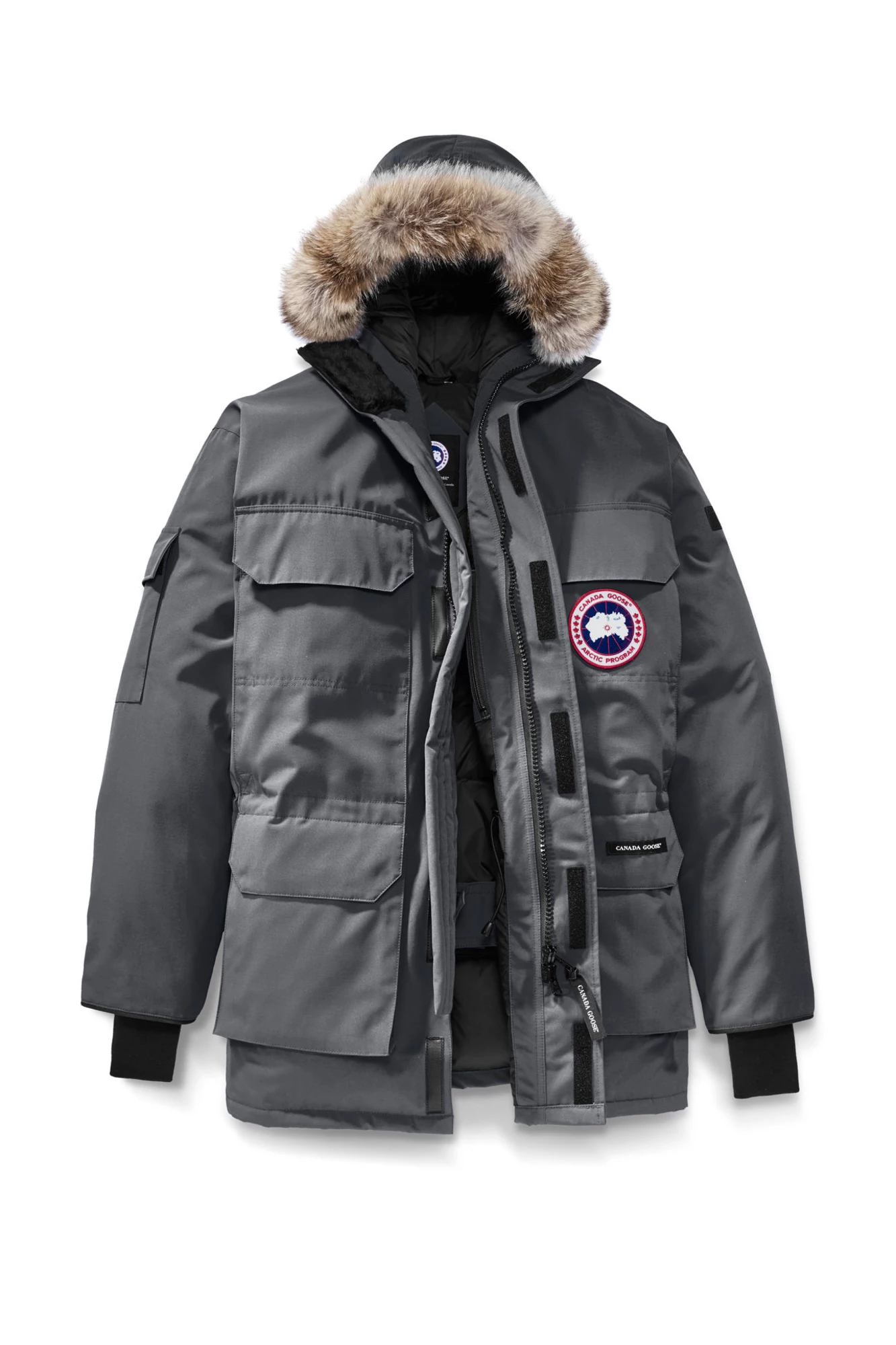 Canada Goose M Expedition Parka Graphite