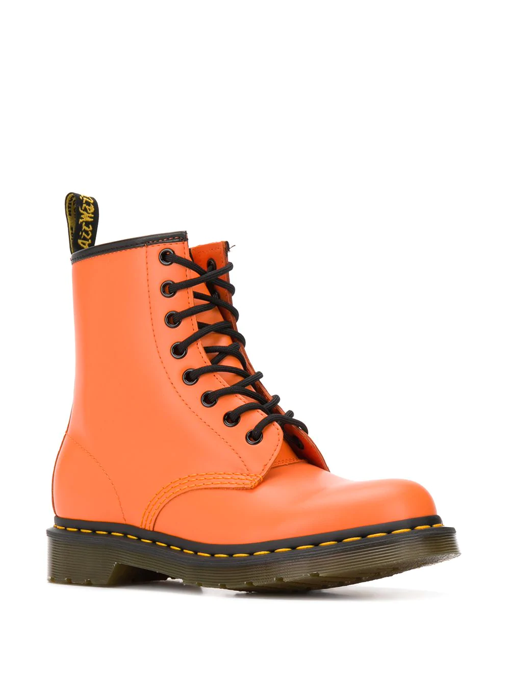 Dr. Martens 1460W Orange Smooth