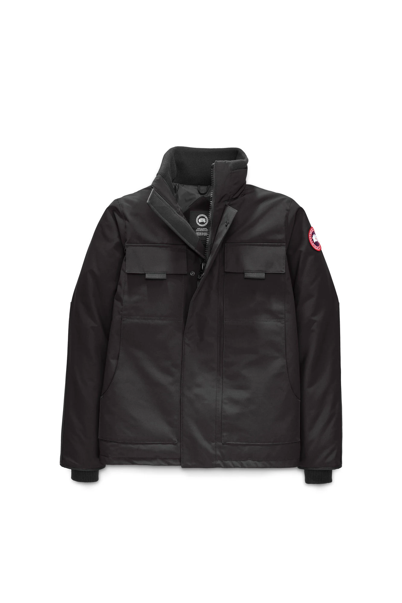 Canada Goose M Forester Jacket Black