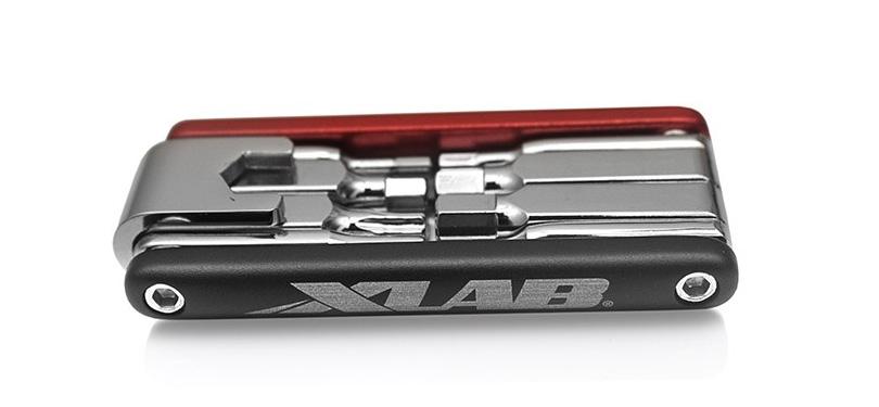 XLAB Tri Tool Kit Red
